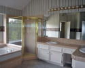 Contemporary Bathroom Remodel - Before