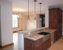 Pine Canyon Home Design - kitchen