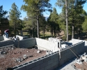 Pine Canyon Home Design - foundation